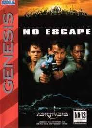 No Escape Box Shot for Genesis GameFAQs