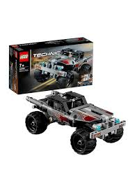 100 Lego Recycling Truck 42090 Getaway Products In 2019 Technic