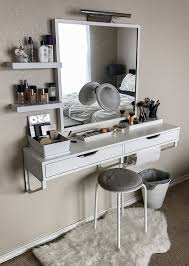 Makeup Desk With Lights Uk by The 25 Best Dressing Table Ideas On Pinterest Vanity Tables