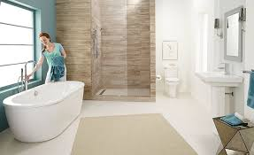 Kohler Bathtubs For Seniors by Love To Soak In A Tub Or Is A Shower More Your Speed Either Way