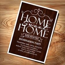 Modern Housewarming Invitation Digital Printable
