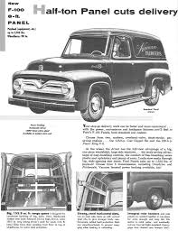 100 1955 Ford Panel Truck Advertising Pinterest S