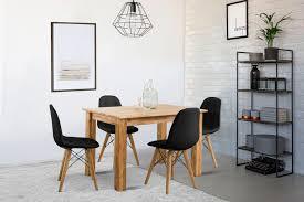 4 stühle esszimmertisch essstuhl küchenstühle kunstleder
