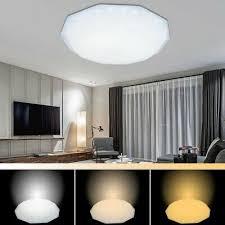 60w led deckenleuchte starlight effekt wohnzimmer