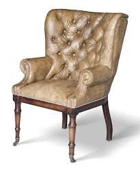 casa padrino chesterfield echtleder sessel vintage leder mit rollen alle farben luxus wohnzimmer ohrensessel möbel büffelleder sessel