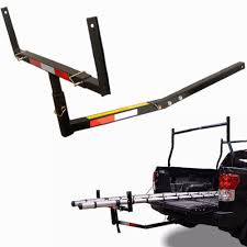 100 Hitch Truck Pick Up Bed Extender Extension Rack Ladder Canoe Boat