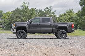 Rough Country Pocket Fender Flares W/Rivets For 2014-2015 GMC Sierra ... Chevrolet Bushwacker 42018 Chevy Silverado Pocket Style Fender Flares 092014 F150 Pocketstyle Large 2092702 Toyota Pickup Jungle 52017 Prepainted Help Need Pictures Of Ur Trucks With Fender Flares Ford Amazoncom 20902 Oe Flare Set Extafender 12006 2500hd 3102011 Cout Fits 8995 Pickup Lund Rx Riveted Autoaccsoriesgaragecom Egr Oem Fast Free Shipping