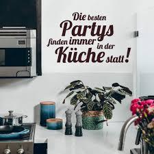 wandtattoo die besten partys