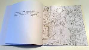 The Official Game Of Thrones Colouring Book Review