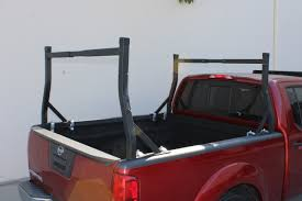 AA-Racks Adjustable Pickup Truck Utility Ladder Racks Aluminum ...