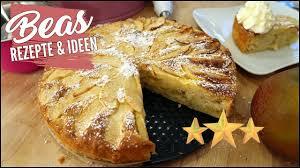 apfelkuchen rezept einfach lecker und saftig springform apfelkuchen
