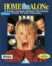 Home Alone Box Shot for Amiga GameFAQs