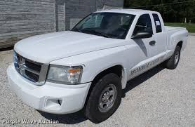 2010 Dodge Dakota Ext. Cab Pickup Truck | Item DE5216 | SOLD...
