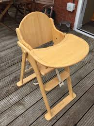 Folding Wooden High Chair | In Bristol | Gumtree Best Baby High Chair Buggybaby Customized High Quality Solid Wood Chair For Baby Feeding To Buy Antique Embroidered Wood Baby Highchair Foldingconvertible Eastlake Style 19th Mahogany Wood Jack Lowhigh Wooden Ding Chairs With Rocker Buy Chairwood Product On Foldaway Table And Fascating 20 Unique Folding Safetots Premium Highchair Adjustable Feeding Ebay Pli Mu Design Blog Online Store Perfect Inspiration About Price Ruced Leander High Chair
