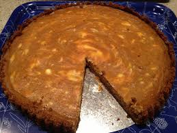 Smitten Kitchen Pumpkin Marble Cheesecake by Marbled Pumpkin Gingersnap Tart Baked Northwest