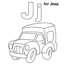 The J For Jeep