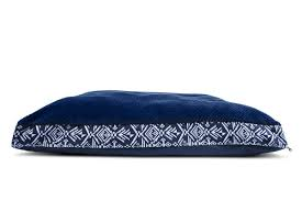 Top Rated Orthopedic Dog Beds by Furhaven Plush Top Kilim Deluxe Orthopedic Dog Pillow U0026 Reviews