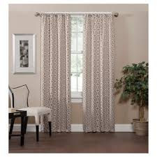 Eclipse Curtains Thermaback Vs Thermaweave by Radnor Trellis Thermaweave Blackout Curtain Panel Eclipse Target
