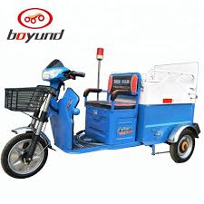 100 Rubbish Truck 2018 Newest Tricycleelectric Garbage Tricycle
