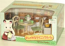 Sylvanian Families Epoch Room Set