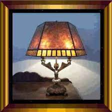 Mica Lamp Shade Company by Mica Lamp Shades For Your Antique Lamp Base