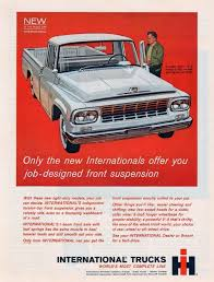 60s Madness! 10 Years Of Classic Pickup Truck Ads | The Daily Drive ... Better Roads For A World Intertional Trucks Tractors Ad Chicago Huntley Il 847 6695700 1960s Advertisement Advertising Harvester Trucks Of Truck Hoods All Makes Models Medium Heavy Duty Cheap Truckss New Used Tow Vehicles Sale In Bridgeview Lynch Buffalo Road Imports Okosh 3000 Airport Fire Truck Fire In For On Craigslist 10 Cars Al Capone May Have Driven 1966 Ad Pickup Illinois