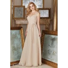 Cap Sleeve Bridesmaid Dresses Floor Length by Morilee Bridesmaids 145 Lace Cap Sleeve Floor Length Bridesmaids
