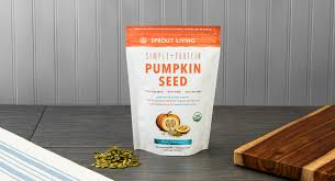 Organic Pumpkin Seeds Bulk by Pumpkin Seed Protein Powder Natural Sprout Living