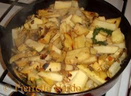 comment cuisiner panais poêlée de panais épicée floradiane jardin cuisine beauté