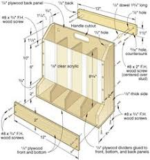 how to build a rotating canned food storage system food storage