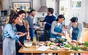 cours de cuisine kitchen