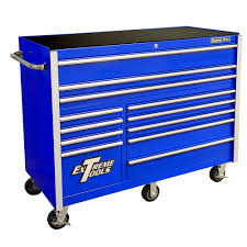 Extreme Tools THD Series 55 In. 12-Drawer Roller Cabinet Tool Chest ...
