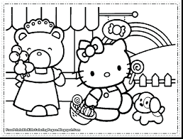 Hello Kitty Christmas Colouring Pages Print Sheets Printable Halloween Coloring Girls Girl Scouts Full Size