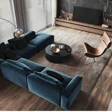 Designs Set Brown Leather Living Ar Rooms Corner Modern Covers