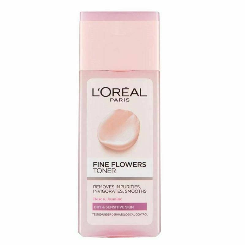 L'Oreal Paris Fine Flowers Toner 200ml