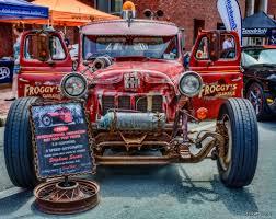 100 Rat Rod Tow Truck 1954 International Harvester 2017 Atlant Flickr