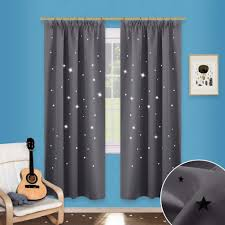 Teal Blackout Curtains Pencil Pleat by Online Get Cheap Nursery Blackout Curtains Aliexpress Com