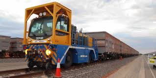 100 Shunting Trucks Zephir Freightquip