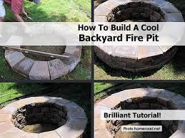 Fire Pit. New Build A Backyard Fire Pit: Build A Backyard Fire Pit ... Traastalcruisingcom Fire Pit Backyard Landscaping Cheap Ideas Garden The Most How To Build A Diy Howtos Home Decor To A With Bricks Amazing 66 And Outdoor Fireplace Network Blog Made Fabulous On Architecture Design With Cool 45 Awesome Easy On Budget Fres Hoom Classroom Desk Arrangements Pics Diy Building Area Lawrahetcom