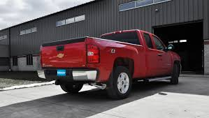 Volant Performance Exhaust Systems For Chevy And GMC - 2011-2013 ... 2007 2013 Chevy Silverado Stealth Front Bumper By Add Bedstep Truck Bed Step Amp Research For And Gmc 072013 Used 1500 Wellrounded Performance Mccluskey Silverado Doraprotective Rear Cover Set Baltimore Washington Dc New For Stock Rims Custom Chrome 5 Fast Facts About The Chevrolet Jd Power Cars Chevygmc Suspension Maxx Z71 Lt Bellers Auto 2013chevroletsilvado2500hdbifuelhreequarter