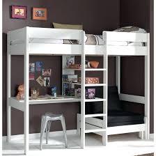 lit mezzanine avec canape lit mezzanine avec fauteuil pluton en