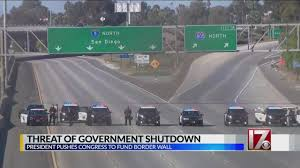 100 Rush Truck Center San Diego Border Crossing Closed As Migrants Rush Towards US Border