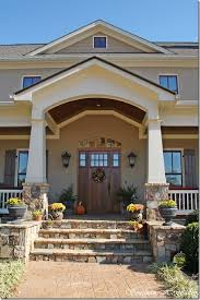 Style Porches Photo by Best 25 Craftsman Front Porches Ideas On Siding