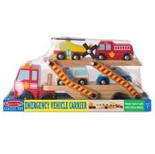 Buy Melissa And Doug Emergency Vehicle Carrier Online At Toy Universe Melissa Doug Big Truck Building Set Aaa What Animal Rescue Shapesorting Alphabet What 2 Buy 4 Kids And Wooden Safari Carterscom 12759 Mega Racecar Carrier Tractor Fire Indoor Corrugate Cboard Playhouse Food Personalized Miles Kimball Floor Puzzle 24 Piece Beep Cars Trucks Jigsaw Toy Toys For 1224 Month Classic Wood Radar