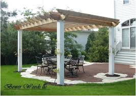 Patio Ideas ~ Backyard Patio Ideas With Pergola Backyard Patio ... Backyard Pergola Ideas Workhappyus Covered Backyard Patio Designs Cover Single Line Kitchen Newest Make Shade Canopies Pergolas Gazebos And More Hgtv Pergola Wonderful Next To Home Design Freestanding Ideas Outdoor The Interior Decorating Pagoda Build Plans Design Awesome Roof Roof Stunning Impressive Cool Concrete Patios With Fireplace Nice Decoration Alluring