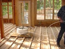 Pex Radiant Floor Heating Calculator by In Floor Radiant Heating Systems Snow And Ice Melt Systems