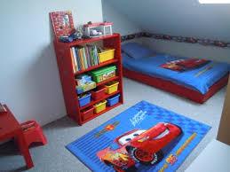 chambre enfant cars decoration chambre garcon theme cars visuel 7