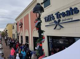 Tiff's Treats - New Store Openings