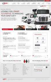 100 Rent Ryder Truck Competitors Revenue And Employees Owler Company Profile