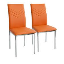 albatros 2933 verona esszimmerstühle 2 stühle orange